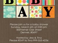 Baby Shower ☔️