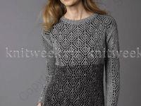 Вязание. Спицы. Пуловеры
