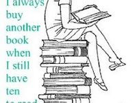 I have read most, if not all the books, or they are one my shelves waiting...