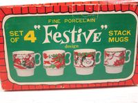 """I'm using """"vintage"""" in the loosest possible manner here for brevity, so expect a wide range of holiday goodies from the 19th century to the 1970s."""