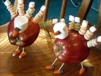 Thanksgiving crafts/activities