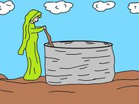 Gospel Woman at Well