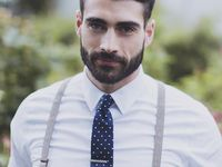 Sexy men with sexy beards