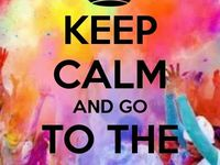 CoLOR rUn.. YES!!!!!
