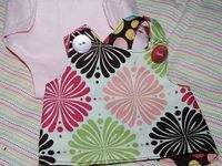 Sewing baby doll clothes and making items for baby dolls