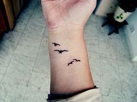 Ink and Piercings
