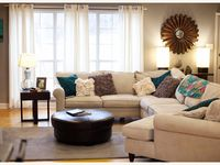 1000+ images about Amalfi Sectional from Havertys on Pinterest Colors, Sectional sofas and ...