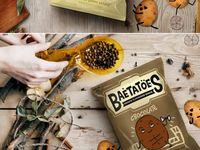 P. Snacks Packaging