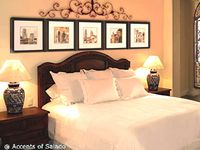 1000 Images About Above Bed On Pinterest Metal Walls