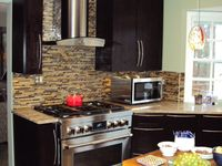 120 Best Brown And Bold Kitchens Images On Pinterest Alexandria Alexandria Egypt And Bathroom