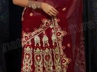 Elegant Indian couture