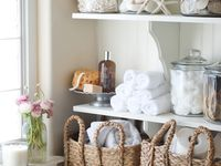 Bathroom + laundry room / Decor ideas