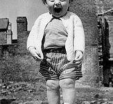 I love old black and white photographs
