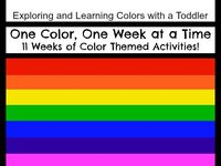 Learning Colours, Crafts, Worksheets....