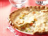 ... pie or quiche on Pinterest | Chicken Potpie, Winter Green and Chicken