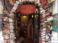 Book Stores, Books, Reading and Such...