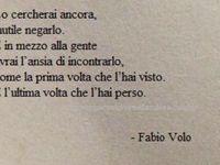parole, words...