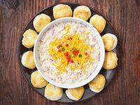 Savory Dips, Spreads & Cheeseballs