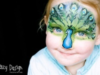 7 best images about face painting on pinterest design butterflies and peacocks. Black Bedroom Furniture Sets. Home Design Ideas
