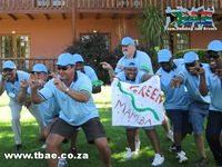 Sasol Tribal Survivor Team Building Event / Sasol Tribal Survivor Challenge team building event at Meulstroom Lodge in Bronkhorstspruit, facilitated and coordinated by TBAE. - See more at: http://www.tbae.co.za/events-14/sasol-tribal-survivor-team-building.htm