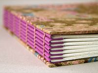 Handmade Books and boxes
