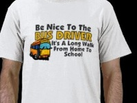 Gift ideas - bus drivers