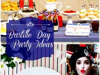 ideas for bastille day party