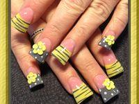 wide nail art