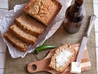 Desserts and bread and sauces, oh my! There is no food that craft beer can't make amazing. Here's our ongoing list of inspiring recipes and eats that use different craft beers as the new not-so-secret ingredient.