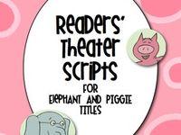 Teaching- Reader's Theater