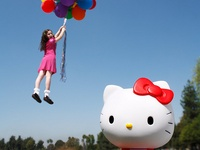 Hello Kitty cause I love her