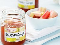 ... on Pinterest | Refrigerator Jam, Strawberry Rhubarb Jam and Chutney