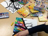 Art Class Ideas