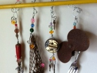 Suncatchers and Wind Chimes