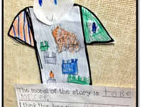 Books, graphic organizers and craftivities for Think Tanks in first grade