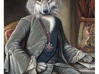 Portraits d animaux