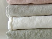 Linen / all kind of linen things I love and things to fit with linen