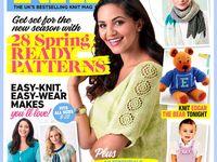 Knitting Magazines-Summer/Spring