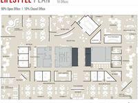 Floorplans Large Flexible Floor Plates Floor Plans Office Floor Plan Office Plan