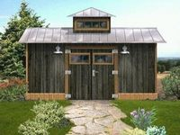 images about shed ideas on pinterest sheds pallet house and garage
