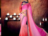 Sarees Wholesale / Designer Emrboidered Sarees For Wholesale  Saris , designer sarees, wedding sarees, party wear sarees, Online Shopping In Surat India - kavvya fashion