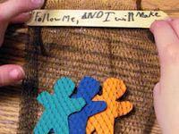 Awana Cubbies Crafts/Activities