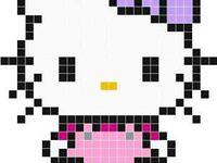 Pixels art