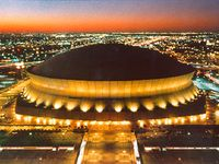 4. See a Saints football game in every NFL Stadium