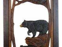wood carvings,