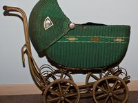 Antique Baby Carriages >