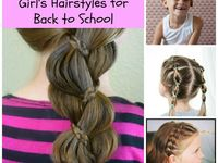 Hair ideas for little girls