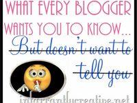 Biz, Blogging and Work