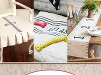 Drop Cloth Projects