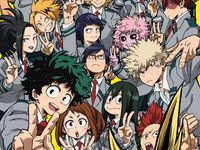 My Hero Academia  Board